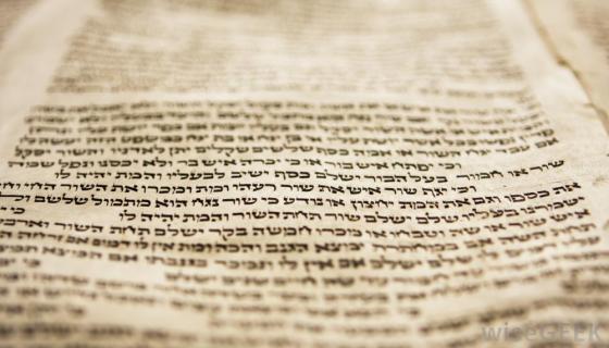 hebrew-writing-in-torah